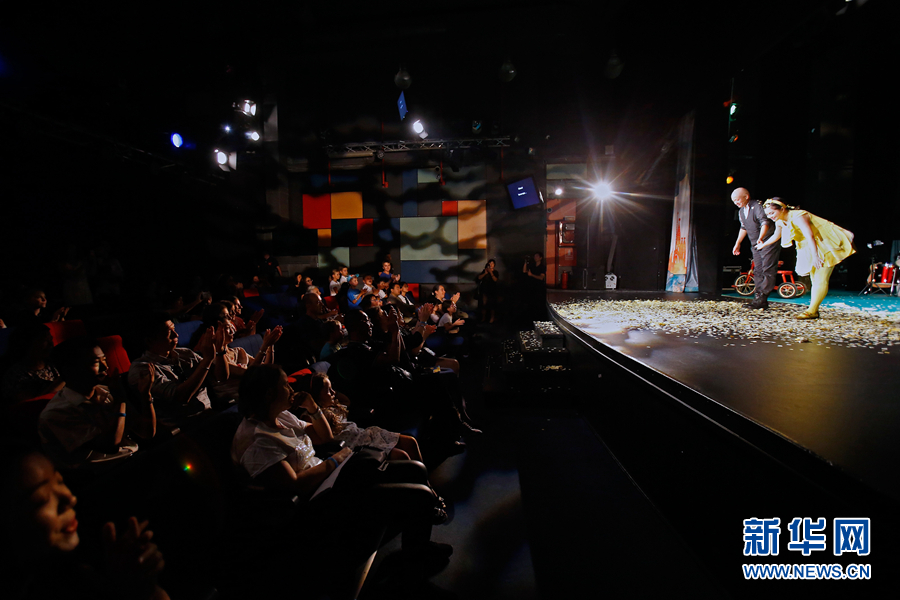 中国儿童剧《木又寸》亮相布加勒斯特国际动画戏剧节